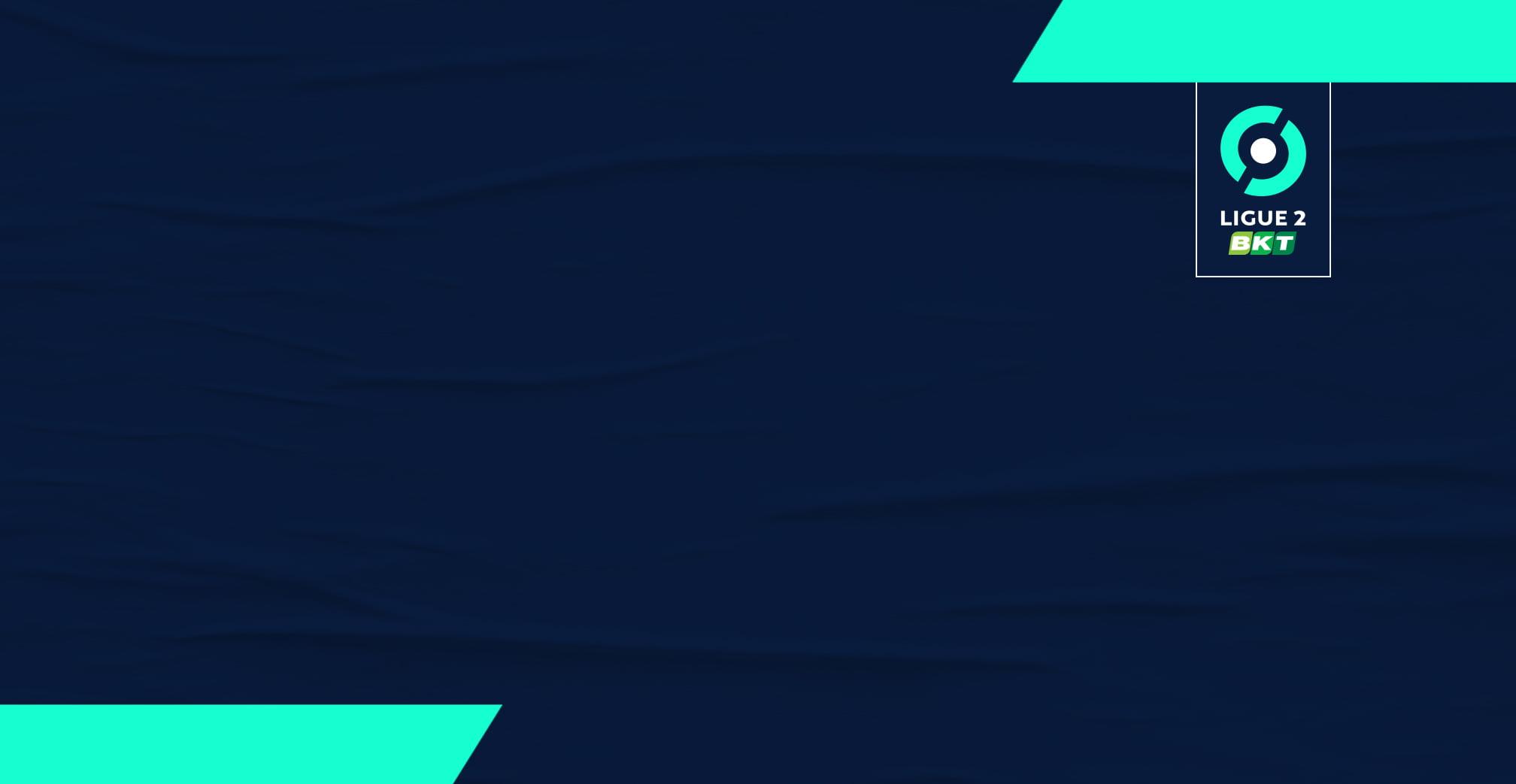 Ligue 2 BKT : le calendrier de la saison 2020/2021
