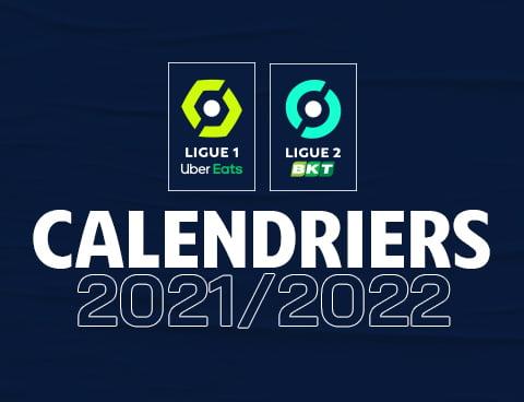 Calendrier Ligue 1 2022 2023 Communiqué de la LFP